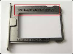 How to Find IMEI on iPhone - Find iPhone IMEI on SIM Card Holder