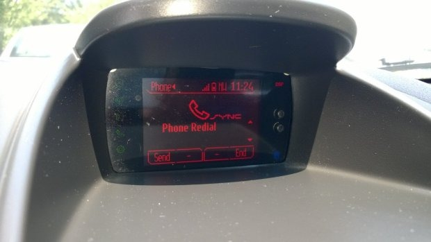 iPhone Ford Sync - punto 3 di sincronizzazione iPhone di Ford Sync