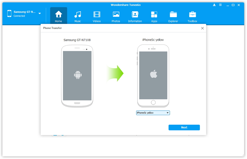 Transferencia de MP3 a iPhone Sin iTunes