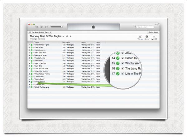 Cómo transferir cd a iphone