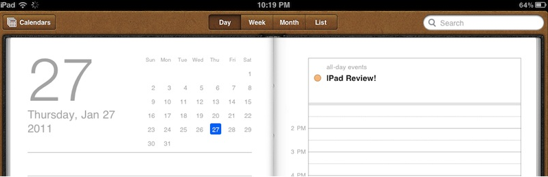 Sync iPhone Calendar - Turn on iCal on both devices