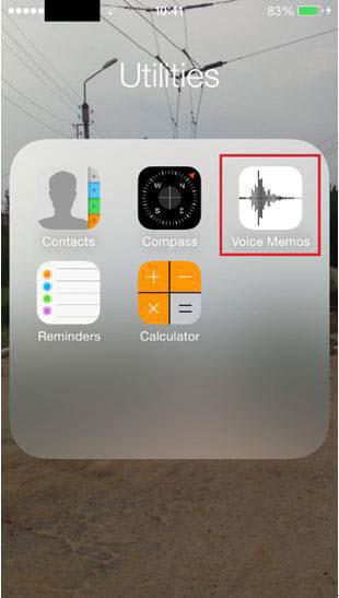 how to pass voice memos from iphone to computer