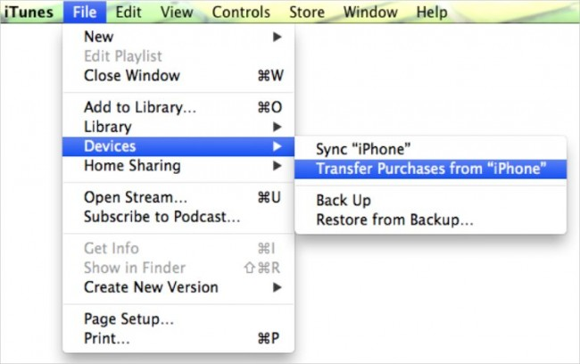 How to transfer iPod to New computer-Transfer purchases from ipod
