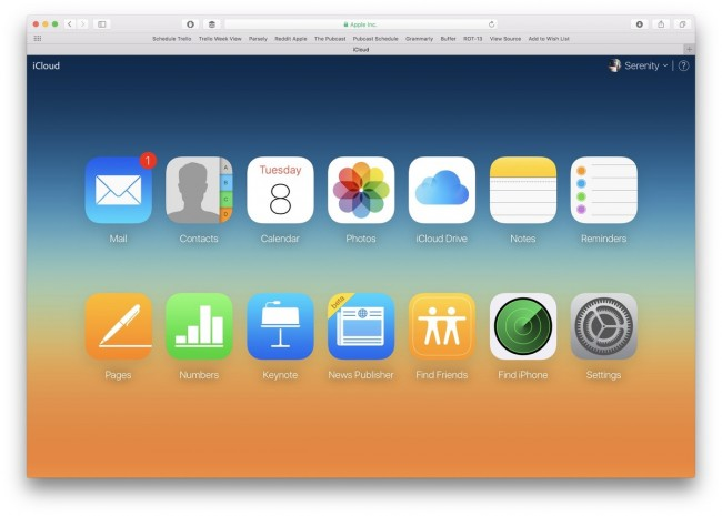 How to sync photos to iPod-icloud