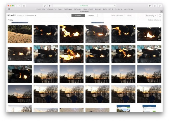 How to sync photos to iPod-upload photos to icloud