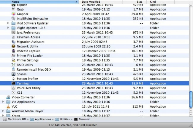 How to transfer files from ipod to Mac-Start you Mac