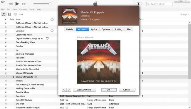 ipod shuffle manually manage music