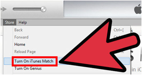 Delete songs from iphone/ipad/ipod-deactivate itunes match