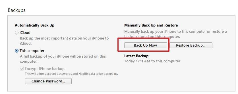 Simple and Safe Method to Backup iPod Music-backup