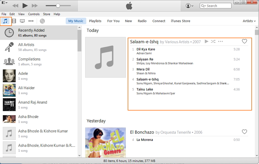 4 Ways to Transfer Music from iPhone to iPod