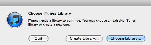 One iTunes Library With Multiple Macs-Move iTunes Library