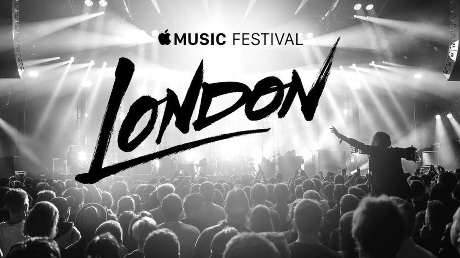 Apple Music Festival London 2016