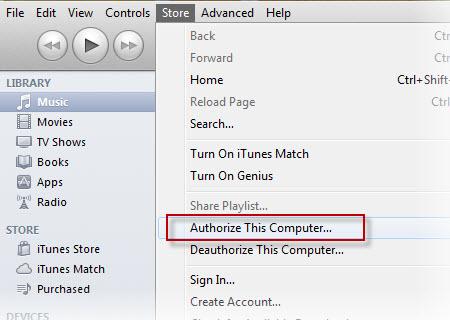 iPad lässt sich nicht mit iTunes synchronisieren - Diesen Computer autorisieren