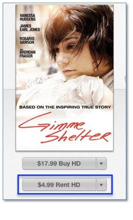 How to find Best iTunes movie-buy movies