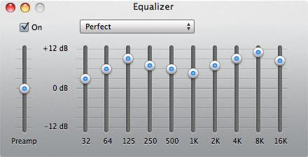 Perfect Equalizer