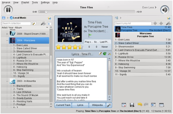 Transfer music from iTunes to iPod-launch the program