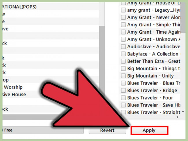 How to Transfer Songs from iTunes to iPod Using iTunes- Apply