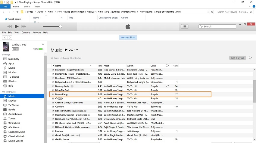 How to transfer songs from itunes to ipad-drag music to ipod
