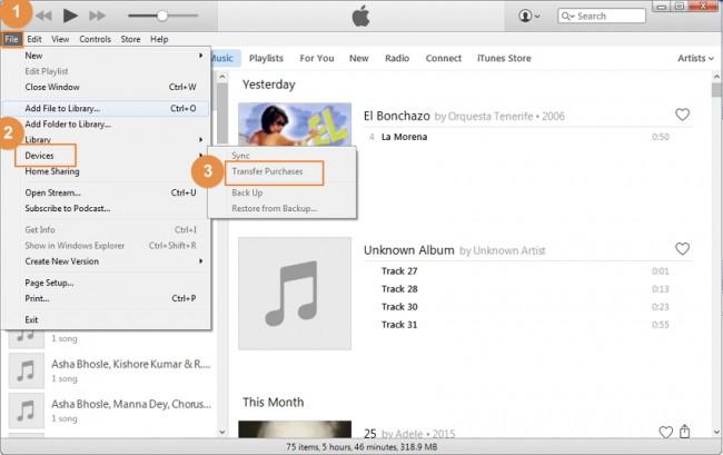 Soluções completas para transferir músicas do iPod para o computador