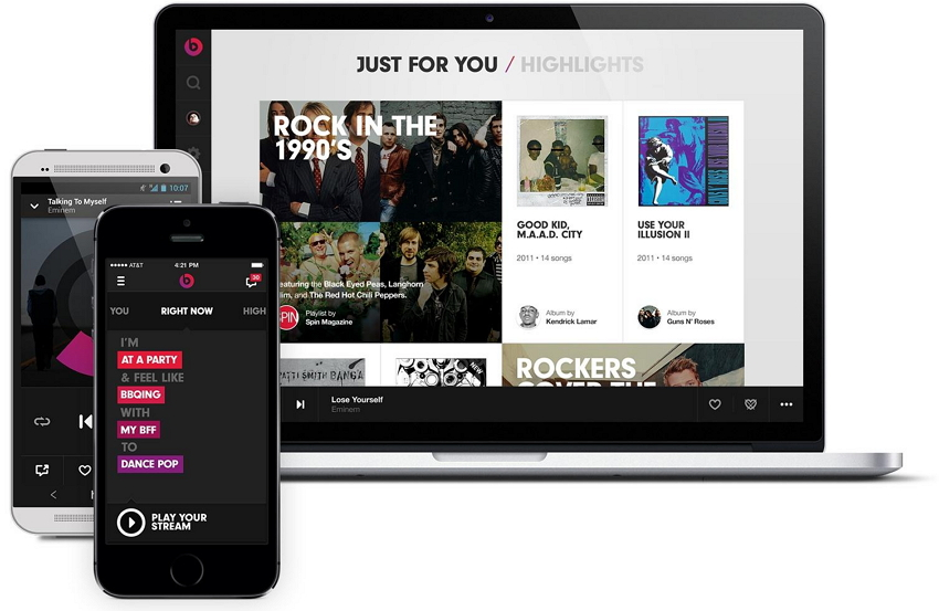 iPhone music apps 5