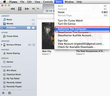 Authorize Your Mac with Apple ID