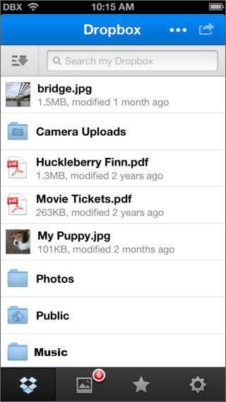 Transfer Music from Mac to iOS - using Dropbox