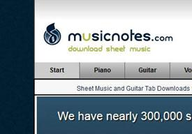Top 10 Online Music Sheets Sites