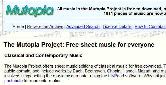 Best Five Sites to Download Piano Music Free