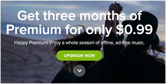 Listen to Spotify Music Free Via Spotify 3 Months Free
