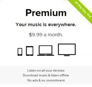 Listen to Spotify music with Spotify premium