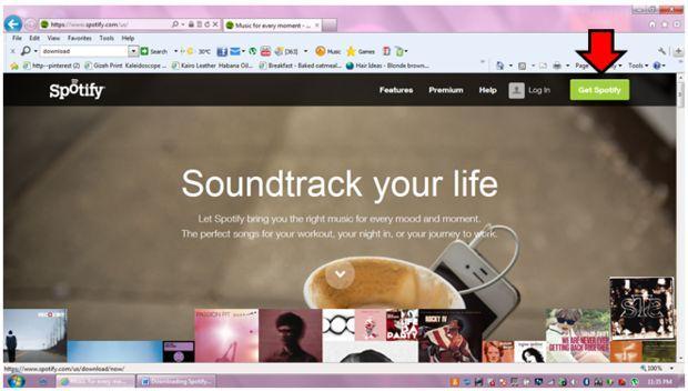 como descargar musica de spotify a la pc