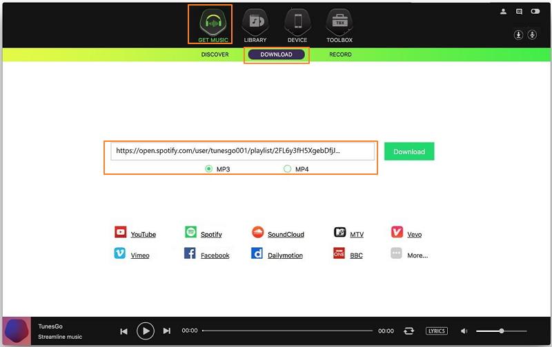 online spotify downloader