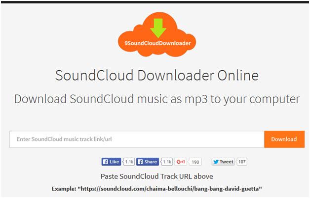 Spotify en línea Downloader