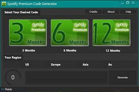 spotify account generator