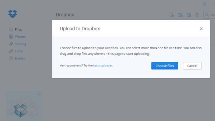 Usa Dropbox para Transferir Fotos desde el Ordenador al iPad
