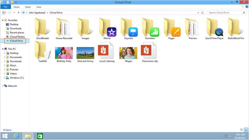Transferir Notas del iPad al ordenador usando iCloud - Localiza las notas de iCloud
