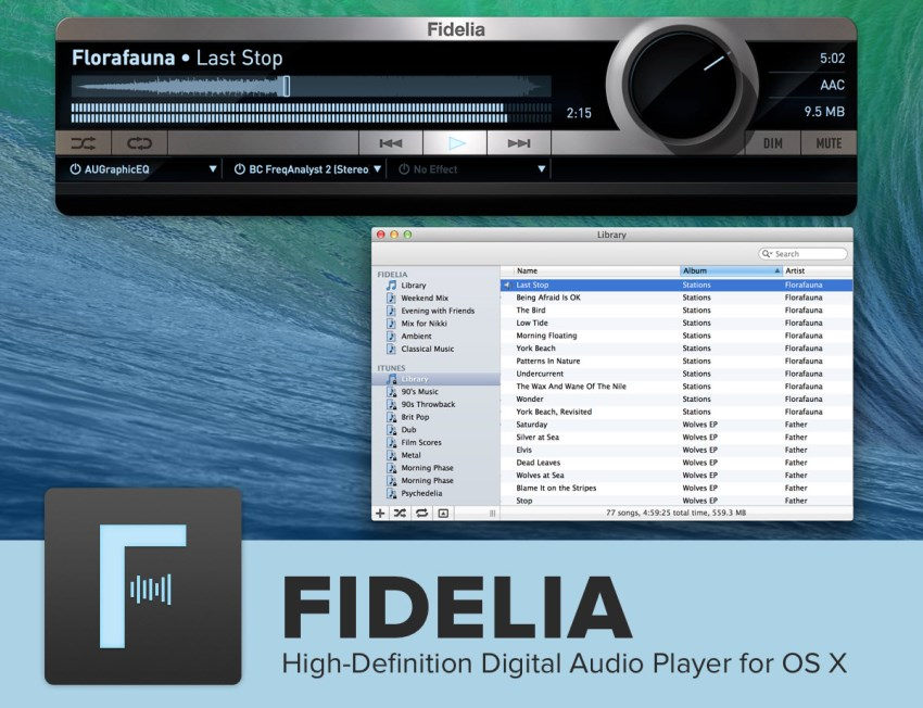 Alternativas de iTunes