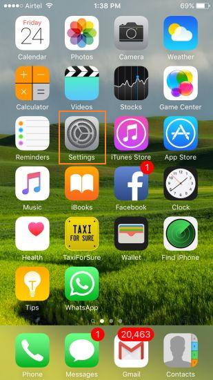 Cómo combinar contactos duplicados en el iPhone con iCloud