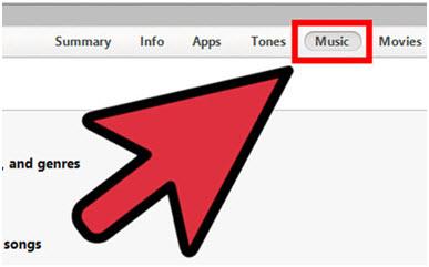 Eliminar canciones de iPhone/iPad/iPod-Música