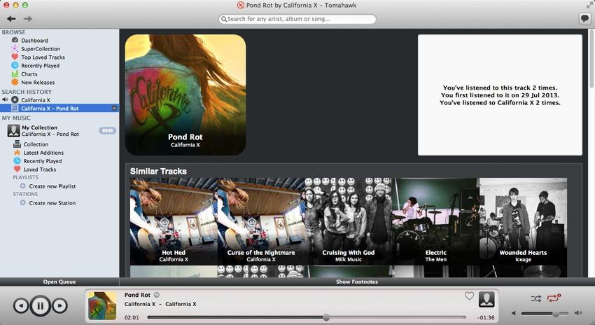 top 6 alternativa a iTunes para Reproducir Música