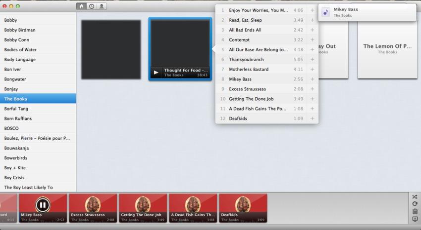 top 7 alternativa a iTunes para Reproducir Música