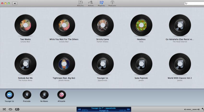 top 8 alternativa a iTunes para Reproducir Música