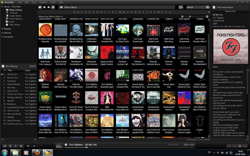 alternativas a iTunes 6