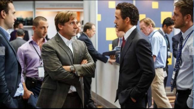 Top 10 des films anglais -The Big Short