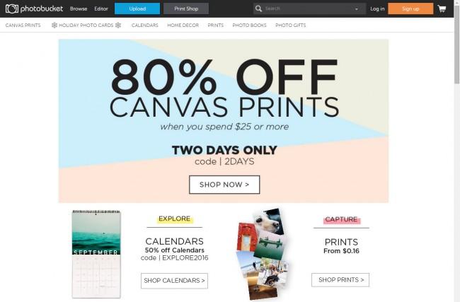Les 5 meilleurs sites de téléchargement de vidéos gratuits pour PC-Photobucket- Allez sur Photobucket