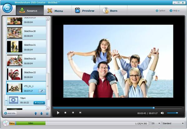 iPad DVD Converter - Load iPad Video