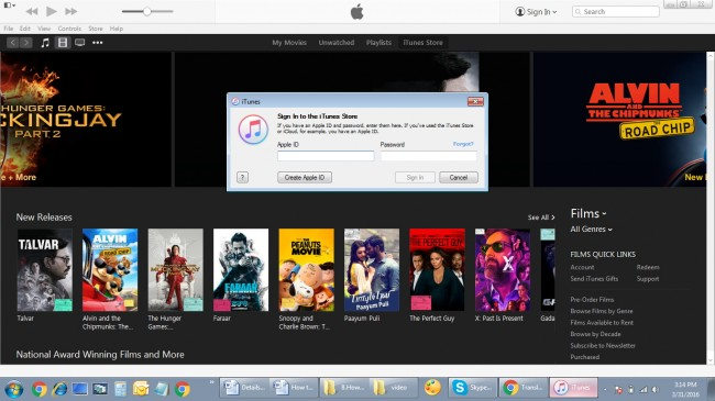 Transfer MP4 to iPad with iTunes