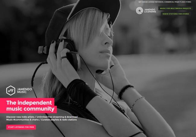Télécharger de la musique de Jamedo sur PC - Aller sur Jamendo