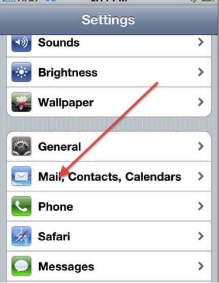 Transférer des vidéos sur iPhone sans iTunes à partir de l'ordinateur en utilisant le courrier électronique
