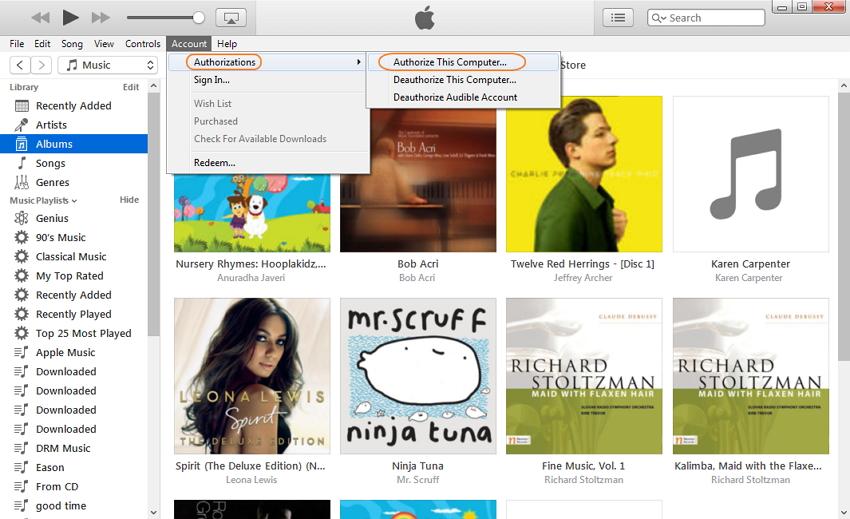 Synchroniser des vidéos sur iPhone avec iTunes